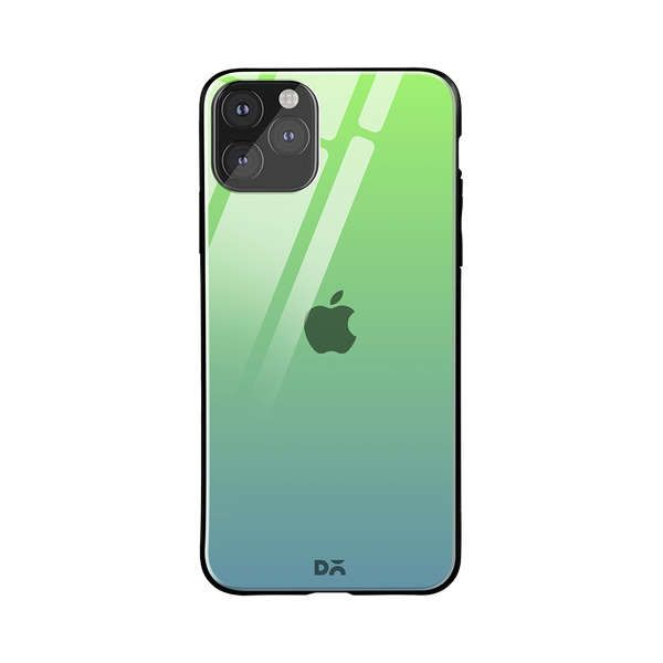 Upside Down Valley Gradient Glass Case Cover For Iphone 11 Pro Iphone Dailyobjects Case Cover