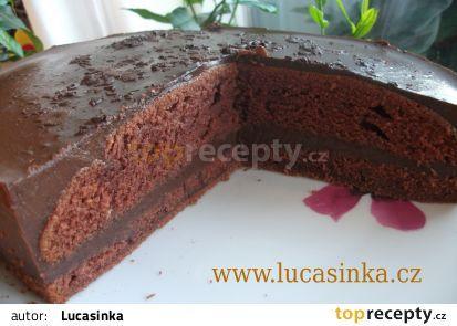 Čokoládový korpus (vegan) recept - TopRecepty.cz