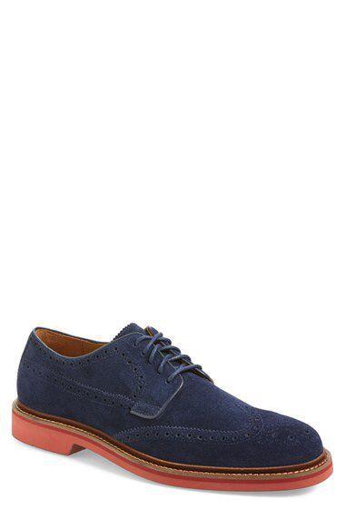 Cole Haan Cole Haan 'Briscoe' Wingtip (Men) available at #Nordstrom