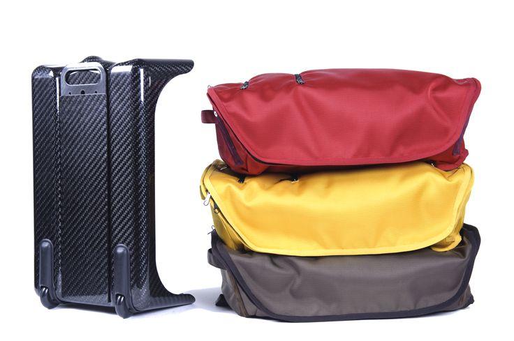 ILATRO CARBON FIBER CARRY-ON BAG | Indiegogo