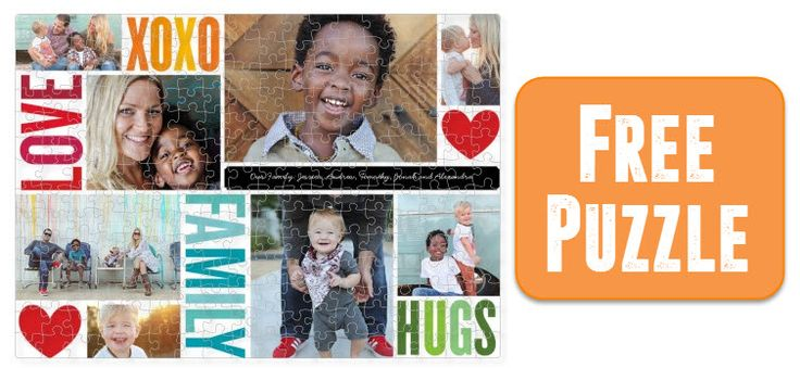 Shutterfly: FREE Photo Puzzle Worth $29.99 – Just Pay Shipping - http://www.swaggrabber.com/?p=298864