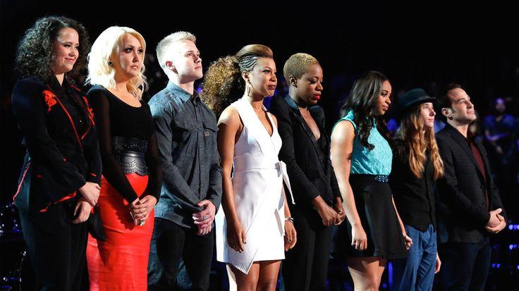 Live Top 8 Eliminations | Episodes | The Voice | NBC