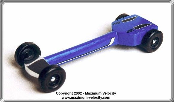 Fastest pinewood derby car designs extended arrow