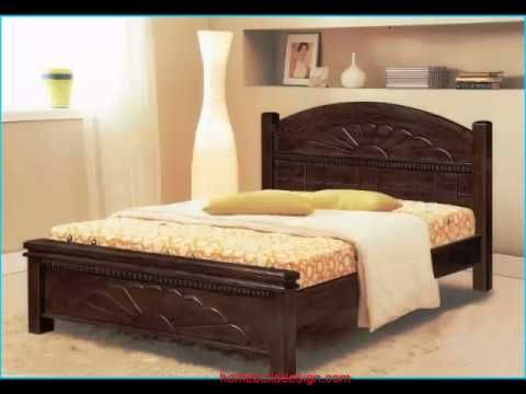Wood Bed Frames For Unique Bedroom Ideas Room Decor 68138982 New
