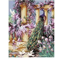 Resultado de imagen para pinturas al oleo de flores abstractas