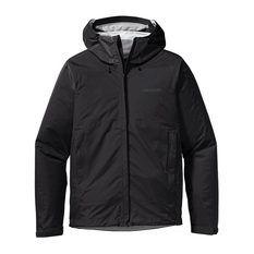Patagonia - Torrentshell Jacket Negra Hombre