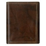 Dockers Men's Trifold Wallet,Brown,One Size (Apparel)By Dockers