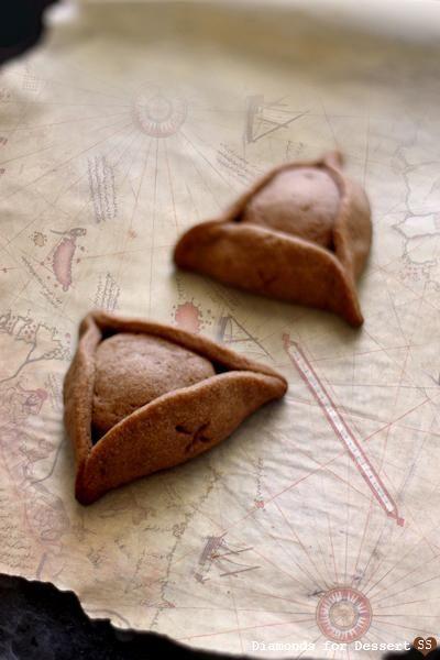 Cookies en forme de chapeau de pirates pour un anniversaire masculin! Gateau pirate idée pour My... !
