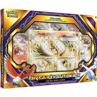 Pokemon - BREAK Evolution Box (Ho-Oh and Lugia)