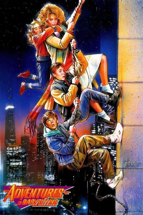 Watch Adventures in Babysitting 1987 Full Movie Online Free