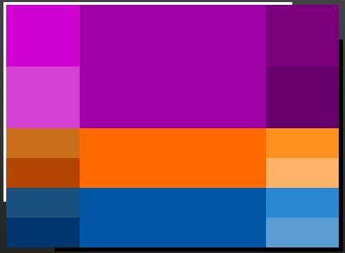 Paleta De Colores: Color Scheme Designer