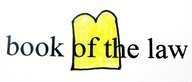 """Key Word Symbol – """"book of the law"""""""