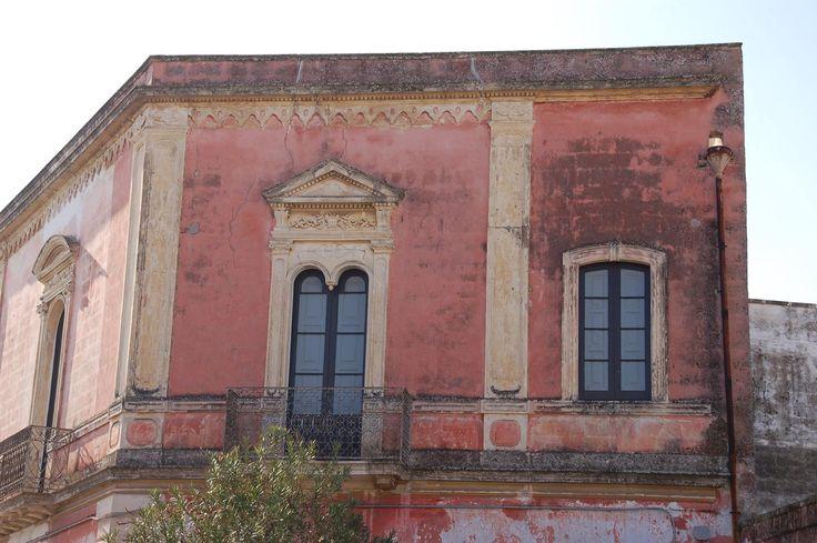 #ForSale - Palazzo gentilizio fine '800, #Squinzano (Le).   Contact us http://www.modernapulianstyle.com/  #LiveYourDream Build your home in #Puglia