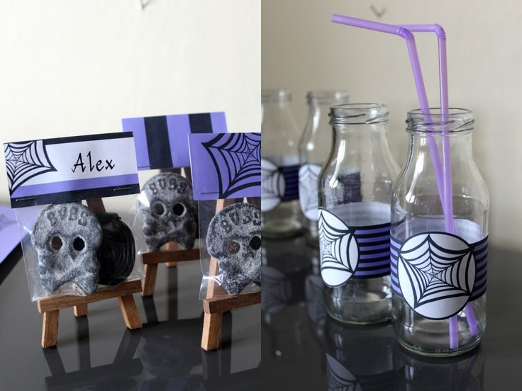 Halloween printables now available!