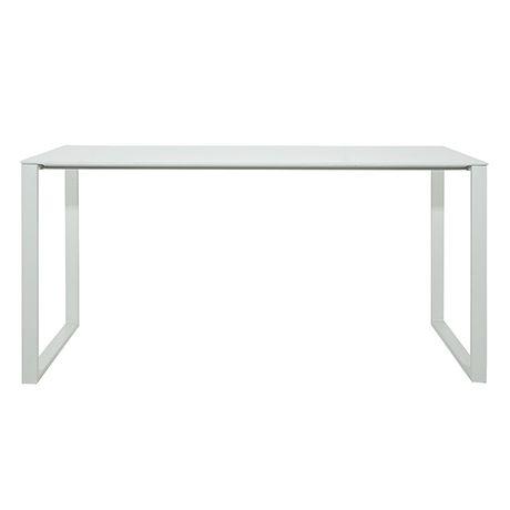 Signature Essentials Desk Medium  White/White