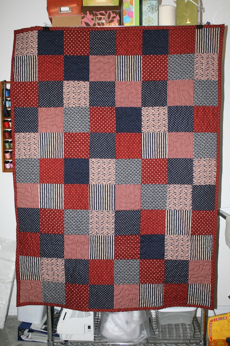 Quilts And Coverlets