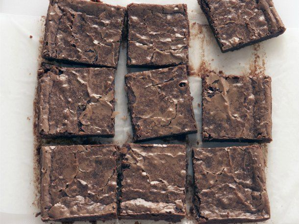 mark bittman's brownie recipe. one can never have too many brownie recipes.