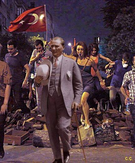 Atatürk devrimcileriyle gerici faşizme karşı direniş sürüyor