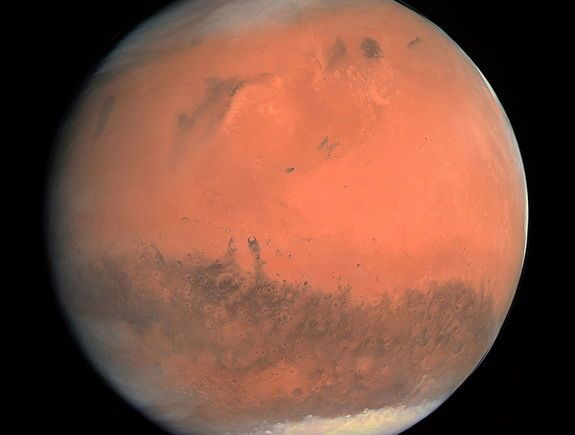 Possible Mars Mission 'Showstopper': Vision Risks for Astronauts