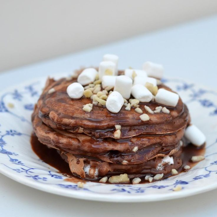 The Crazy Kitchen: Pancake Stacks