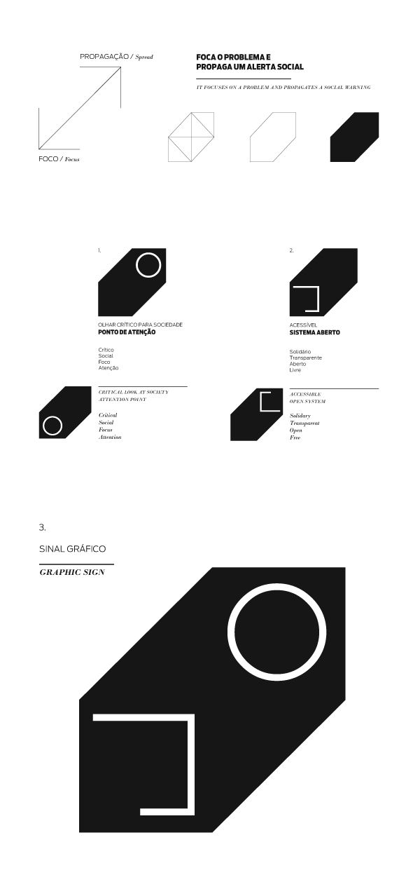 DE OLHO   VISUAL IDENTITYVisual identity developed for the project of the photographer Rodrigo Fuzar.