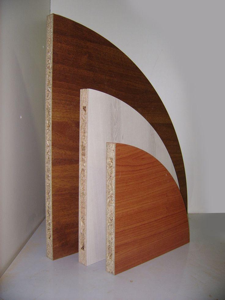 Rounded shelves - Mensole angolari