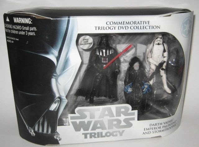 Star Wars Trilogy DVD Collection ROTJ 3-Pack