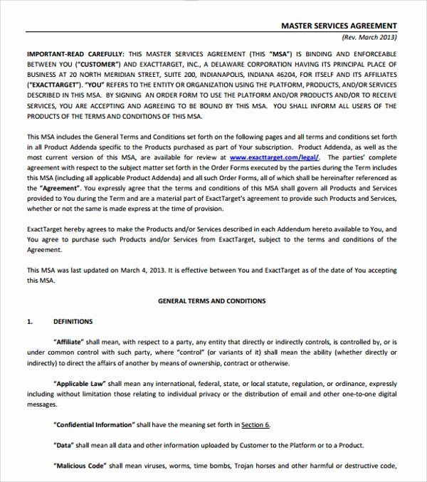 Distributor Agreement Template Contract Template Agreement