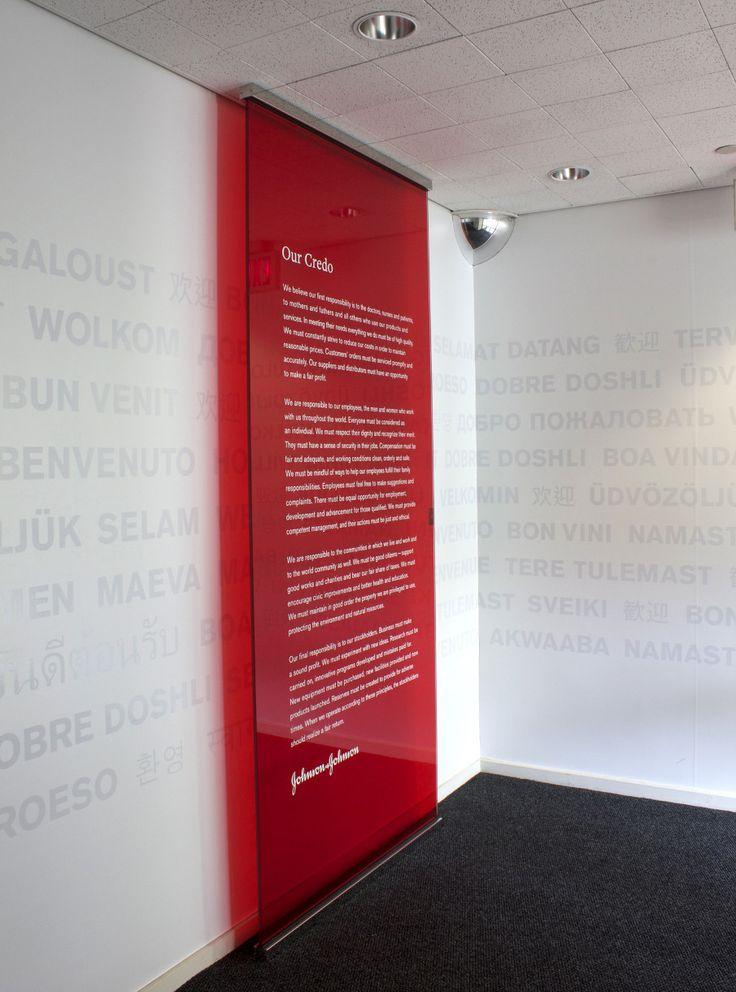 Branding J&J World Headquarters - alexlezberg.com