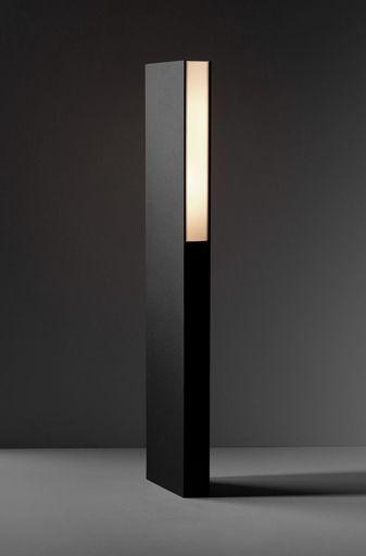 Portfolio 0.2 black LED | lighting . Beleuchtung . luminaires | Design: Modular lighting |