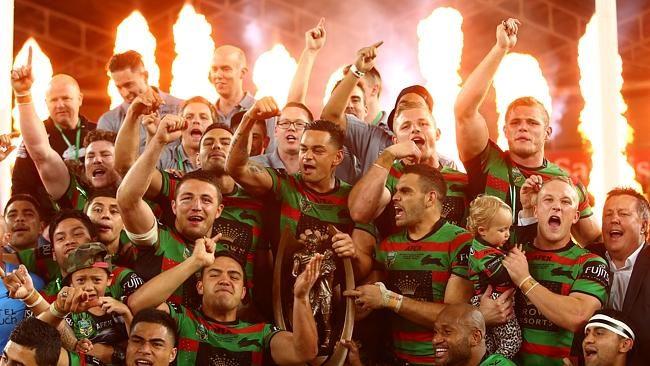 Premiers 2014 - South Sydney Rabbitohs