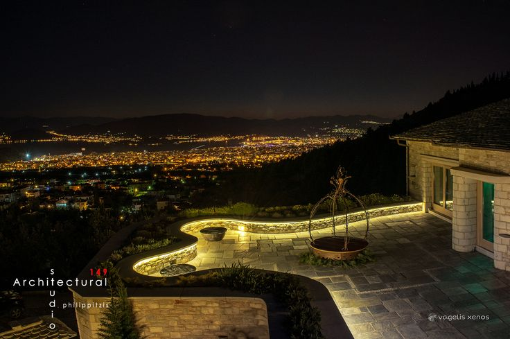 """""""AXION ESTI'', Multiplex of Education and Entertainment, in the outskirts of Volos 