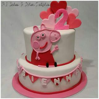Cakes and Other Delights: Pepper Pig!