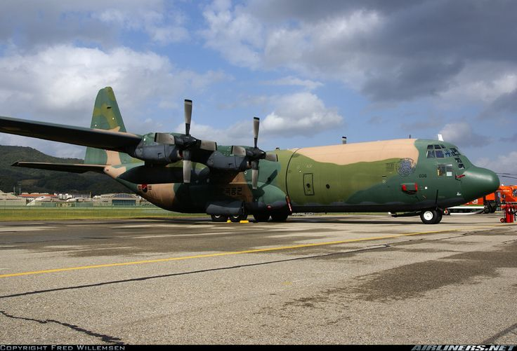Lockheed C-130H-30 Hercules (L-382) - South Korea - Air Force | Aviation Photo #1617562 | Airliners.net