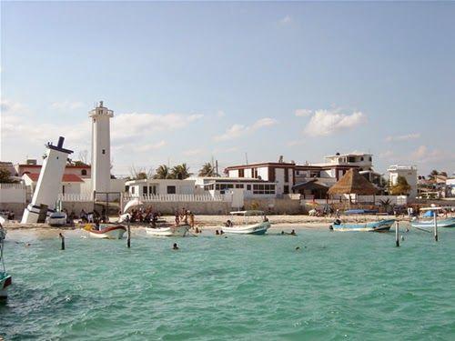 Puerto Morelos, un destino turístico cercano a Cancún - FERIAS DE MÉXICO | teatro del pueblo | palenque