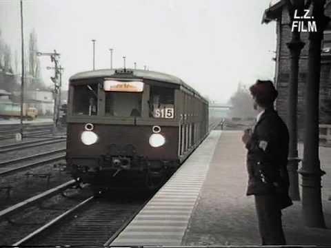 Damals in der S-Bahn... 1987, Westberlin