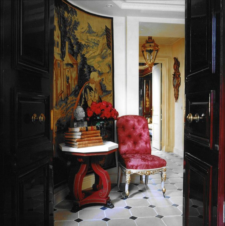 home interior design gallery. Interior Design Gallery of Projects Drawing rooms  Bedrooms and Halls I love the black lacquered doors with red trim 329 best Entrances images on Pinterest Entrance Entryway Homes