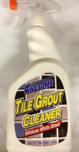 Tile Grout Cleaner La S Totally Awesome Whitens White