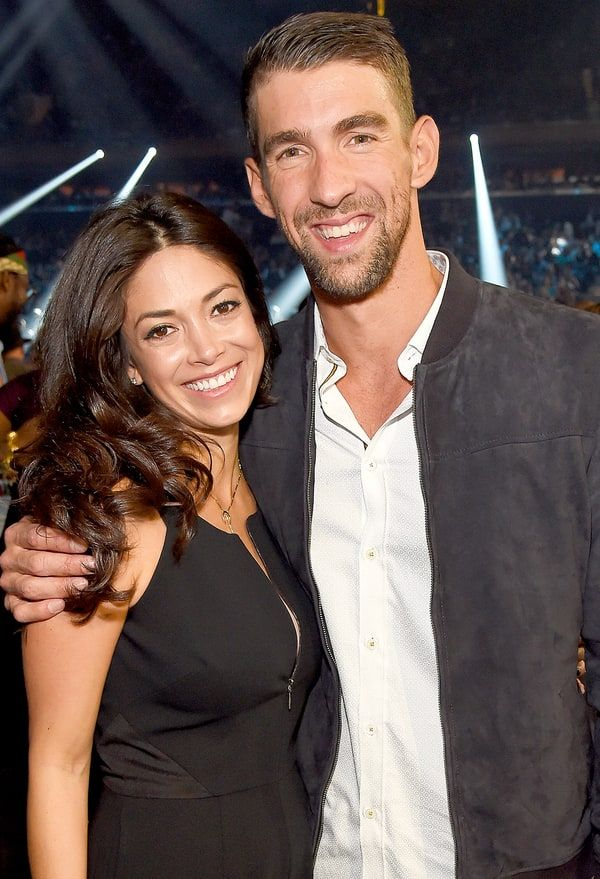 Michael Phelps and Nicole Johnson secretly tied the knot back in June — all the details