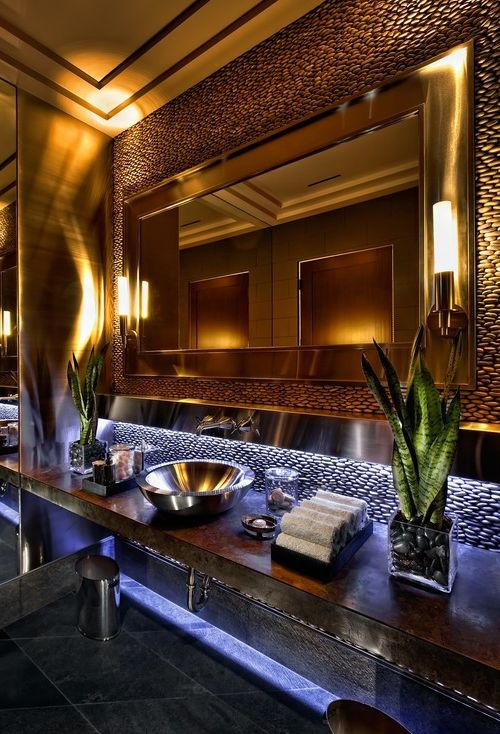 Modern Bathroom | WAV   .: Luxury Prorsum :. (luxuryprorsum.tumblr.com  http://luxuryprorsum.tumblr.com/
