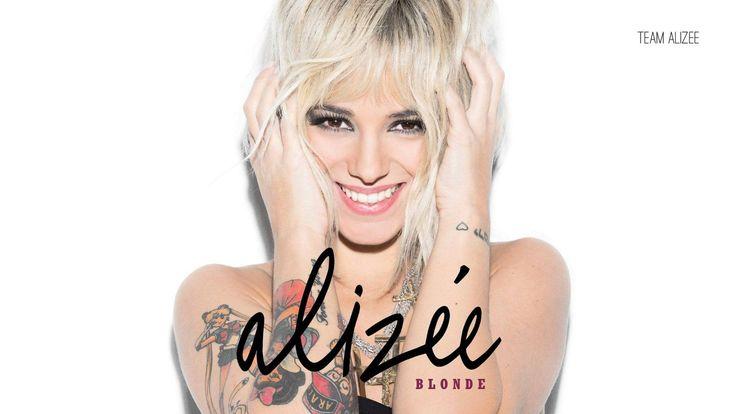 Alizée - Blonde (New single 2014)
