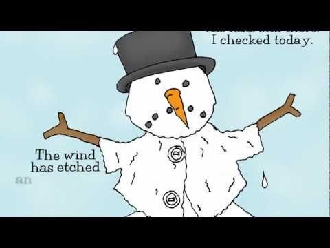 The Snowman Song by Phil Keaggy