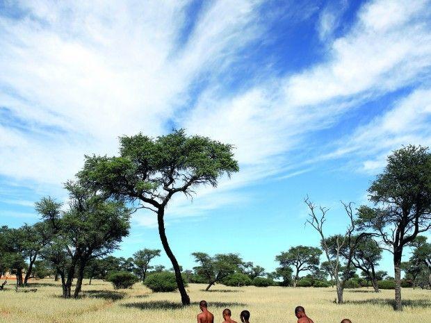 Namibië onder de sterren | GRANDE