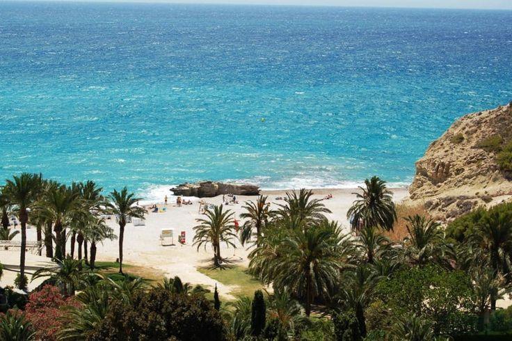 Bekijk deze fantastische advertentie op Airbnb: Prachtig zeezicht, kalm strand, 4p - Appartementen te Huur in La Vila Joiosa/Villajoyosa