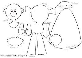 Risultati immagini per attività grafiche con soggetti natalizi