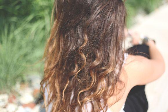 Easy Hair Trick: No Heat Curls