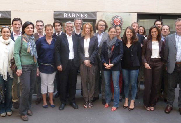 EITI: The First International School of Real Estate Brokerage in Paris. The first class of students at EITI graduated last spring. EITI was created by BARNES and offers professional training in real estate brokerage in order to meet a critical need for qualified real estate professionals.