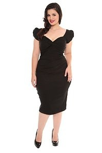 Love the dress.  Scared of the quality because of past purchases from Torrid.  Gotta think about this one. (plus size): Babies, Billion Dollar, Dollar Baby, Style, Cute Dresses, Clothing, Little Black Dresses, Baby Dresses, Black Billion