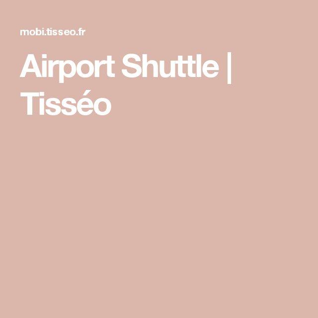 Airport Shuttle | Tisséo