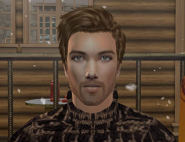 Mason is by ilikefishfood and can be found at The Modeling Agency. #Sims2 #downloads